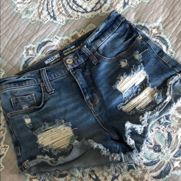 22581f9472 Mossimo Supply Co. Shorts | Target High Waisted | Poshmark
